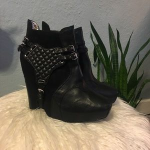 "Sam Edelman ""Zoe"" leather boots"
